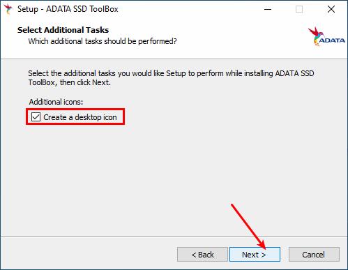 Instalação do Adata SSD Toolbox - Parte 5