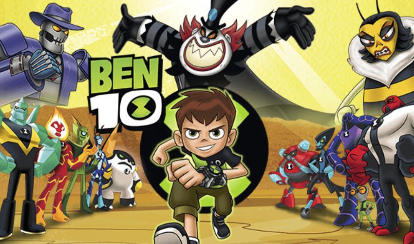 HBO Max - Ben 10