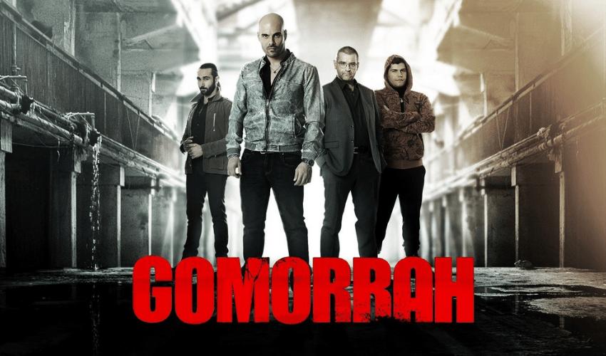 HBO Max - Gomorrah