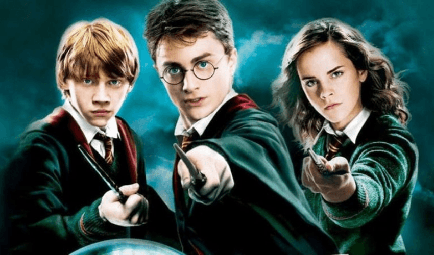 HBO Max - Harry Potter