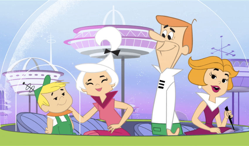 HBO Max - Os Jetsons