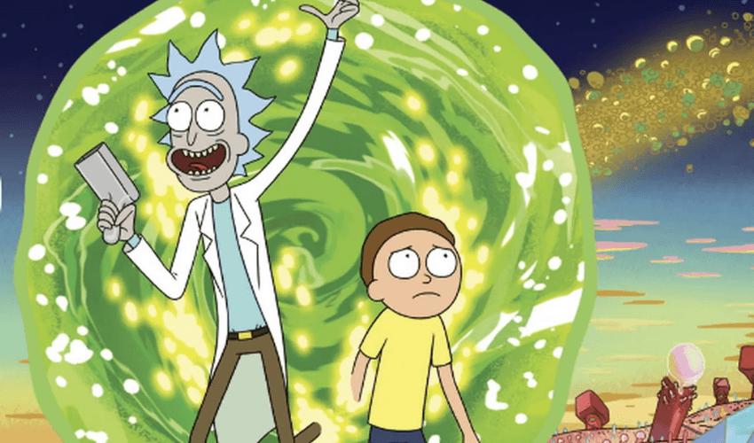 HBO Max - Rick and Morty