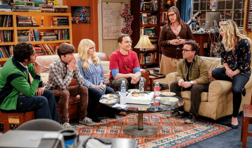 HBO Max - The Big Bang Theory