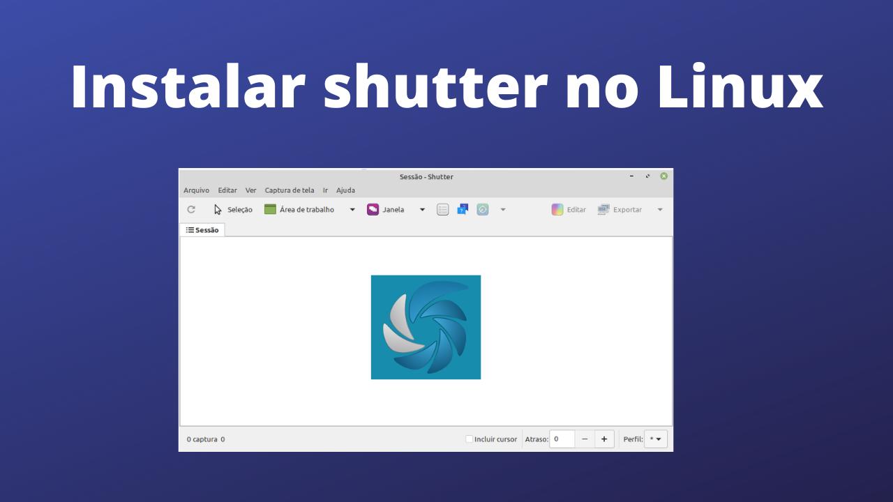 Instalar o Shutter no Ubuntu 2